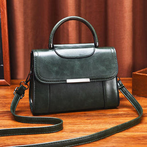 REPRCLA Luxury Brand Women Bag Handbag PU Leather Shoulder Bag New Fashion Small Flap Crossbody Messenger Bags for Women Bolsos