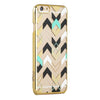 HAUTE Series Gold/Mint iPhone Case