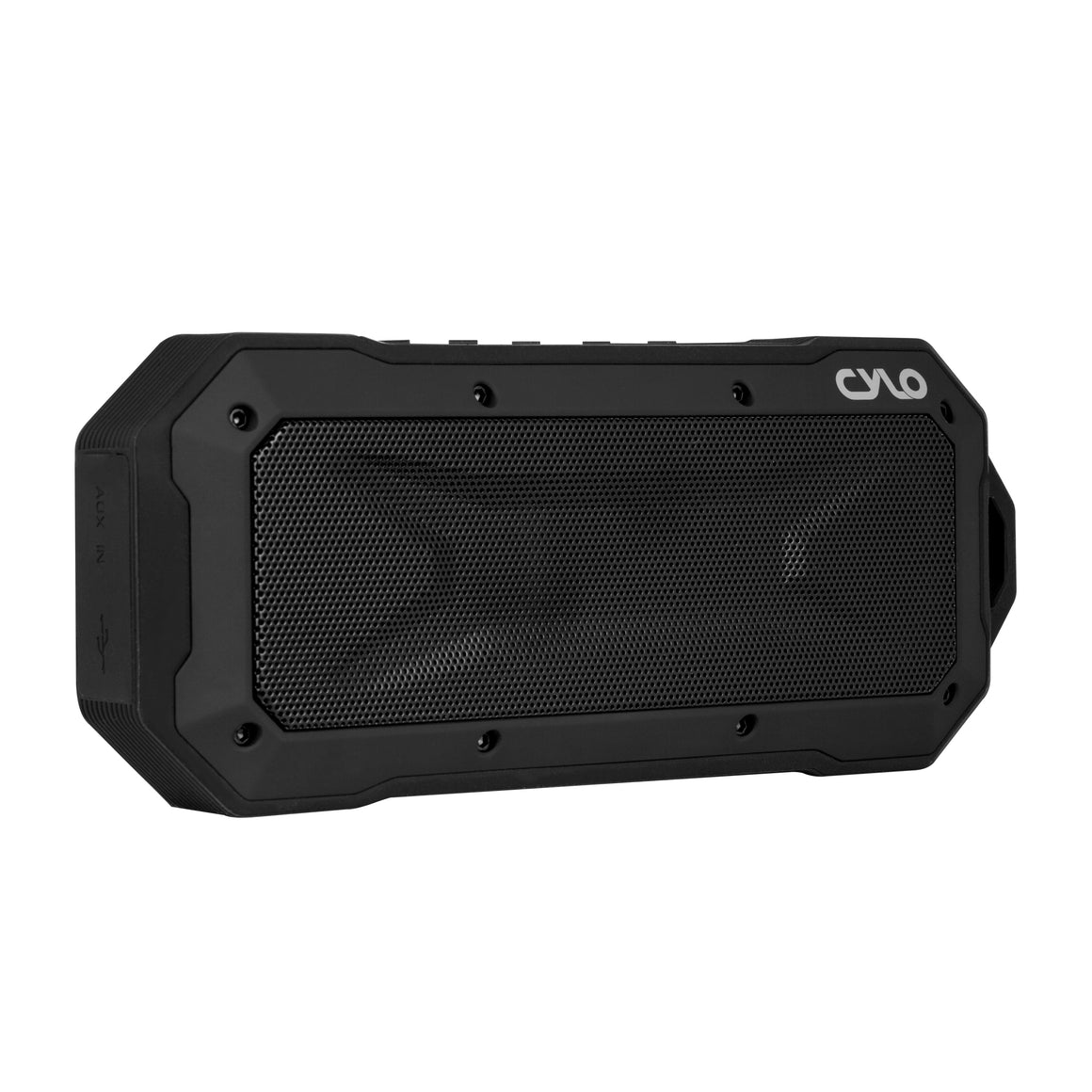 Rock-Solid Waterproof, Rugged IPX67 Bluetooth Speaker