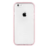 Pink Rose Gold Metallic Drop-Shield iPhone Case