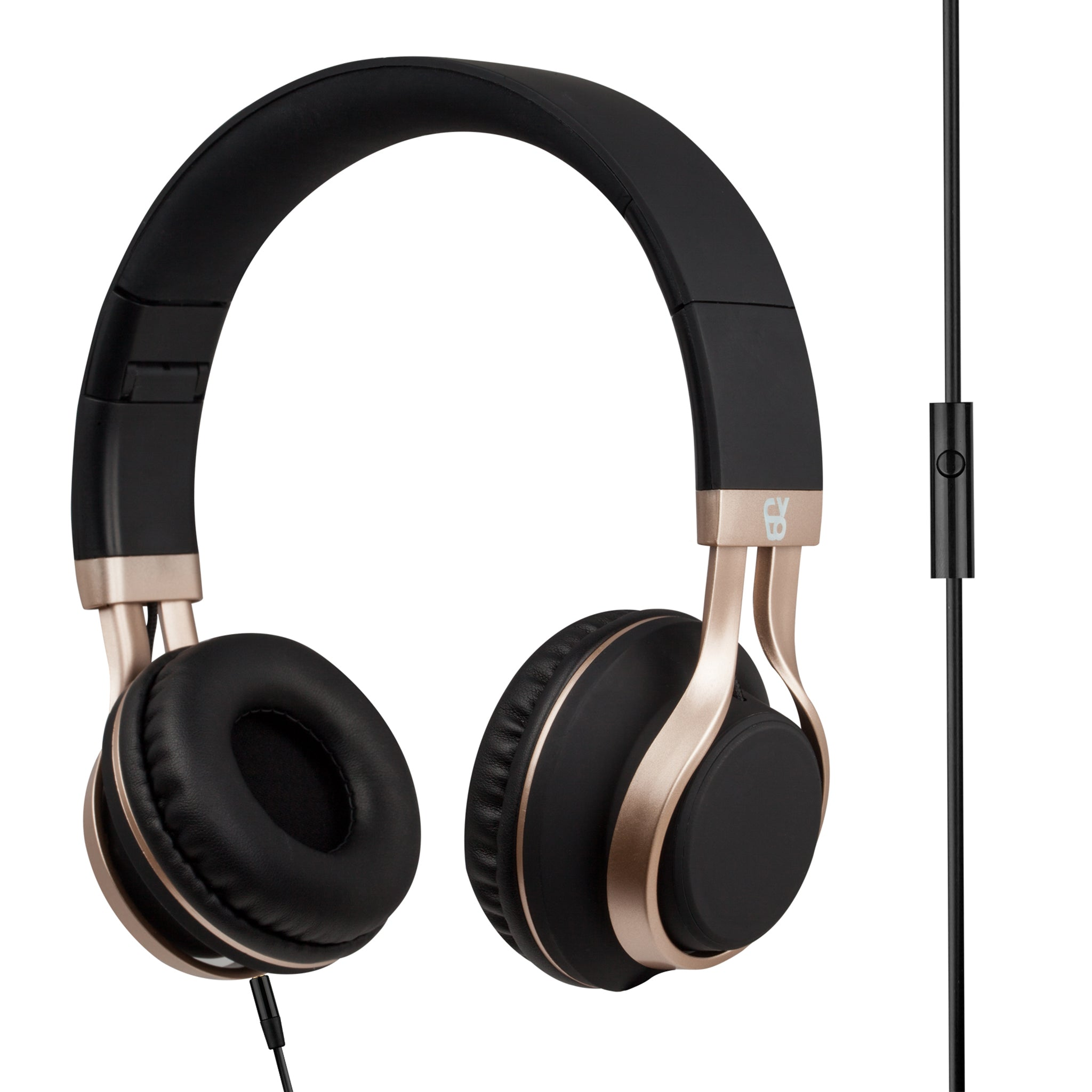 Wireless headphones gold and black - rose gold headphones cord