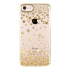 Gold Star Metallic Printed iPhone Case