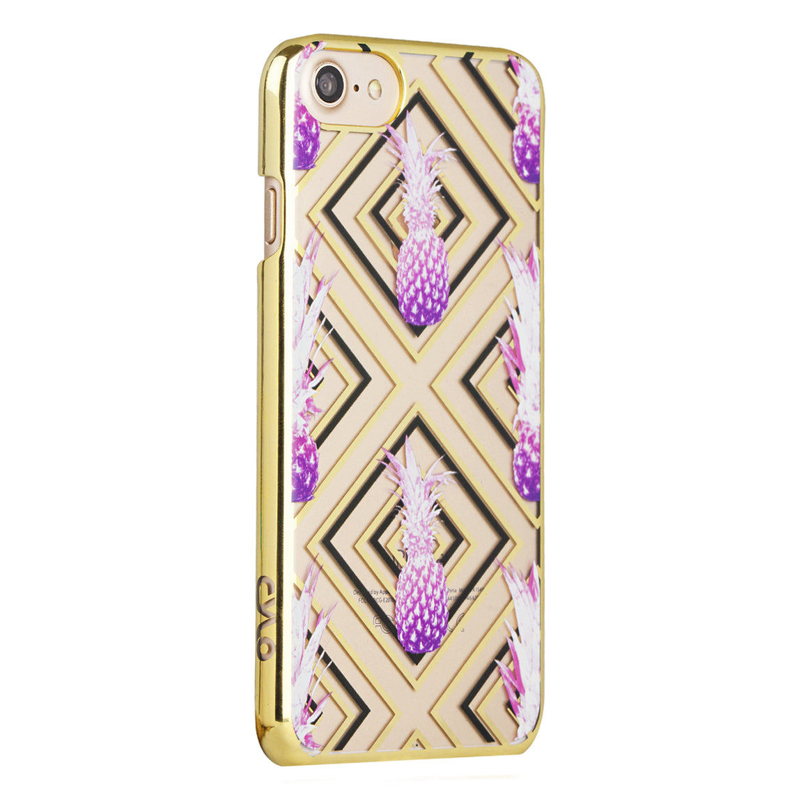 HAUTE Series Pink Pineapple iPhone Case