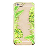 HAUTE Series Minimal Plant/Gold iPhone Case