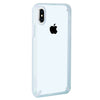 Pale Blue Sheer iPhone Case