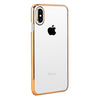 Rose Gold Tracer Sheer iPhone Case