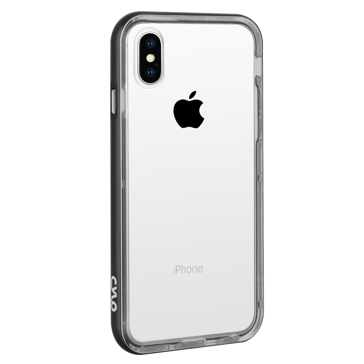 Black Drop-Shield iPhone Case
