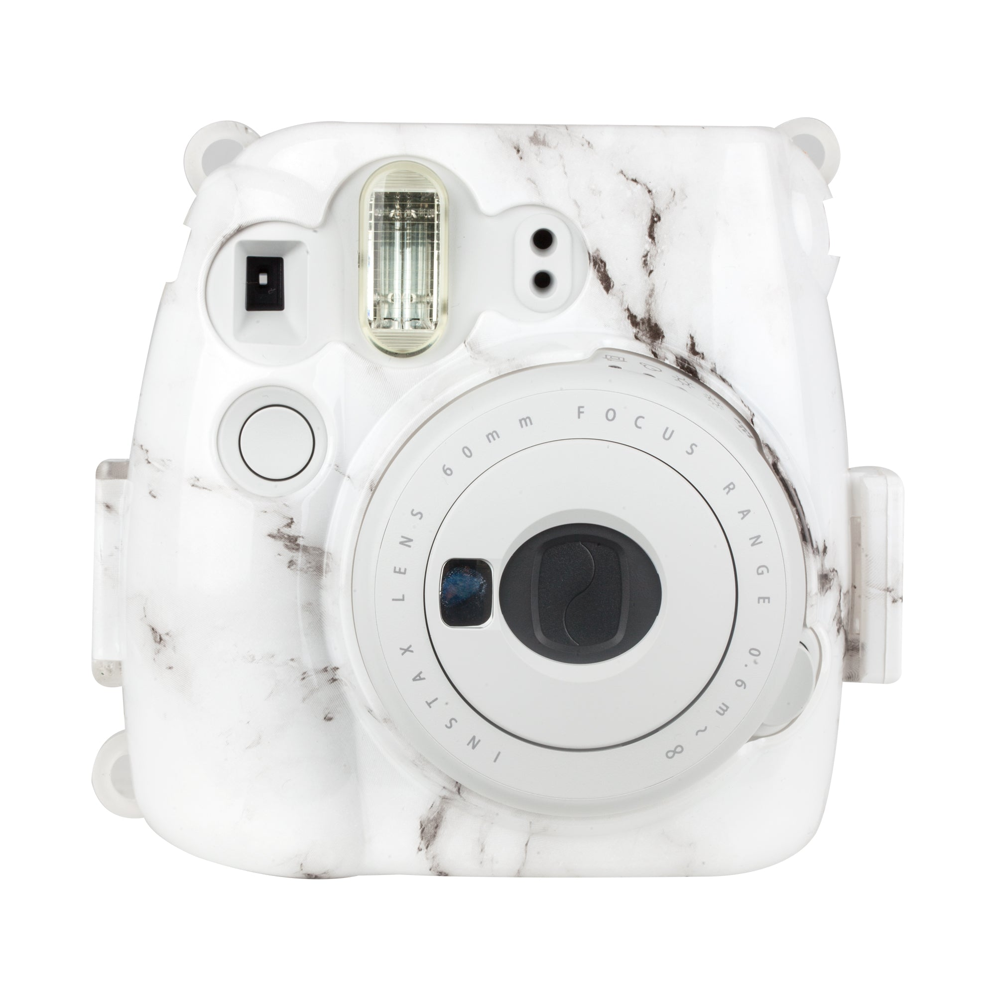 CYLO Marble Hard-Shell Instax Camera Case