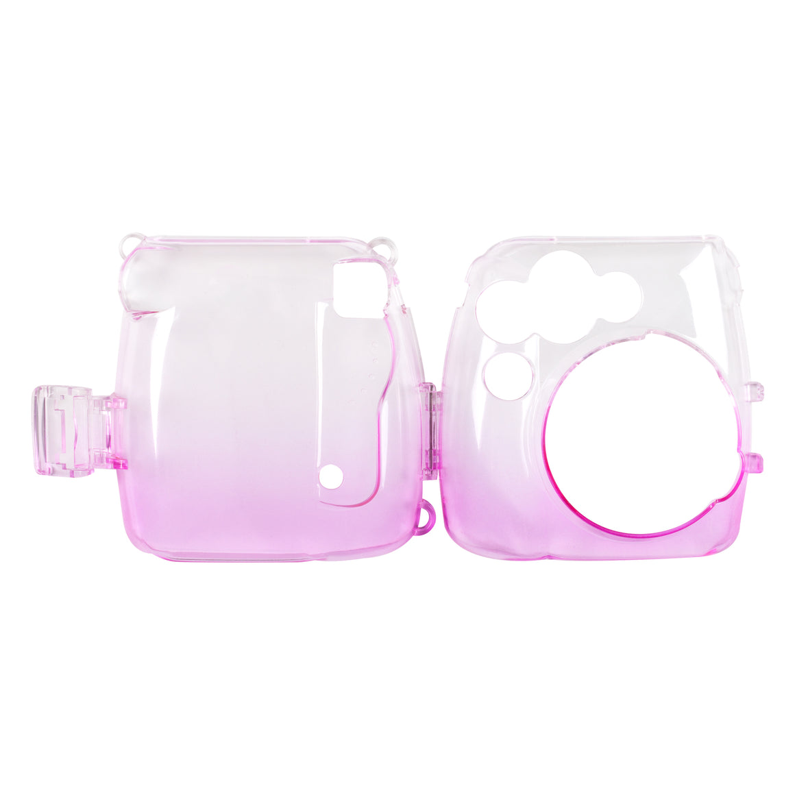 CYLO Pink Ombré Hard-Shell Instax Camera Case