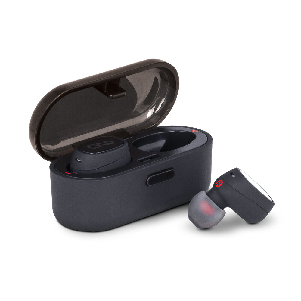 TRUE Wireless Earbuds with Charging Case