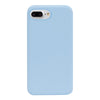Pale Blue Silicone iPhone Case