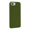 Olive Silicone iPhone Case