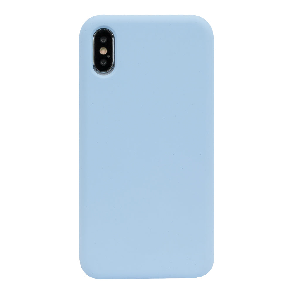 sports shoes 37976 2937d Pale Blue Silicone iPhone Case