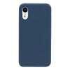 Navy Silicone iPhone Case