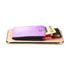 Accordion Stick-On Cell Phone Card Wallet