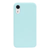 Blue Silicone iPhone Case