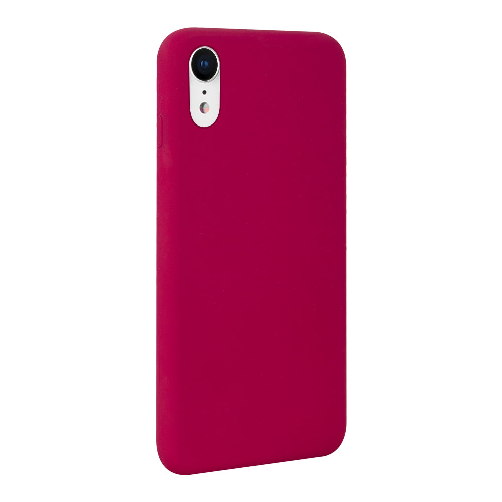 Raspberry Silicone iPhone Case
