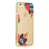 HAUTE Series Red Floral iPhone Case