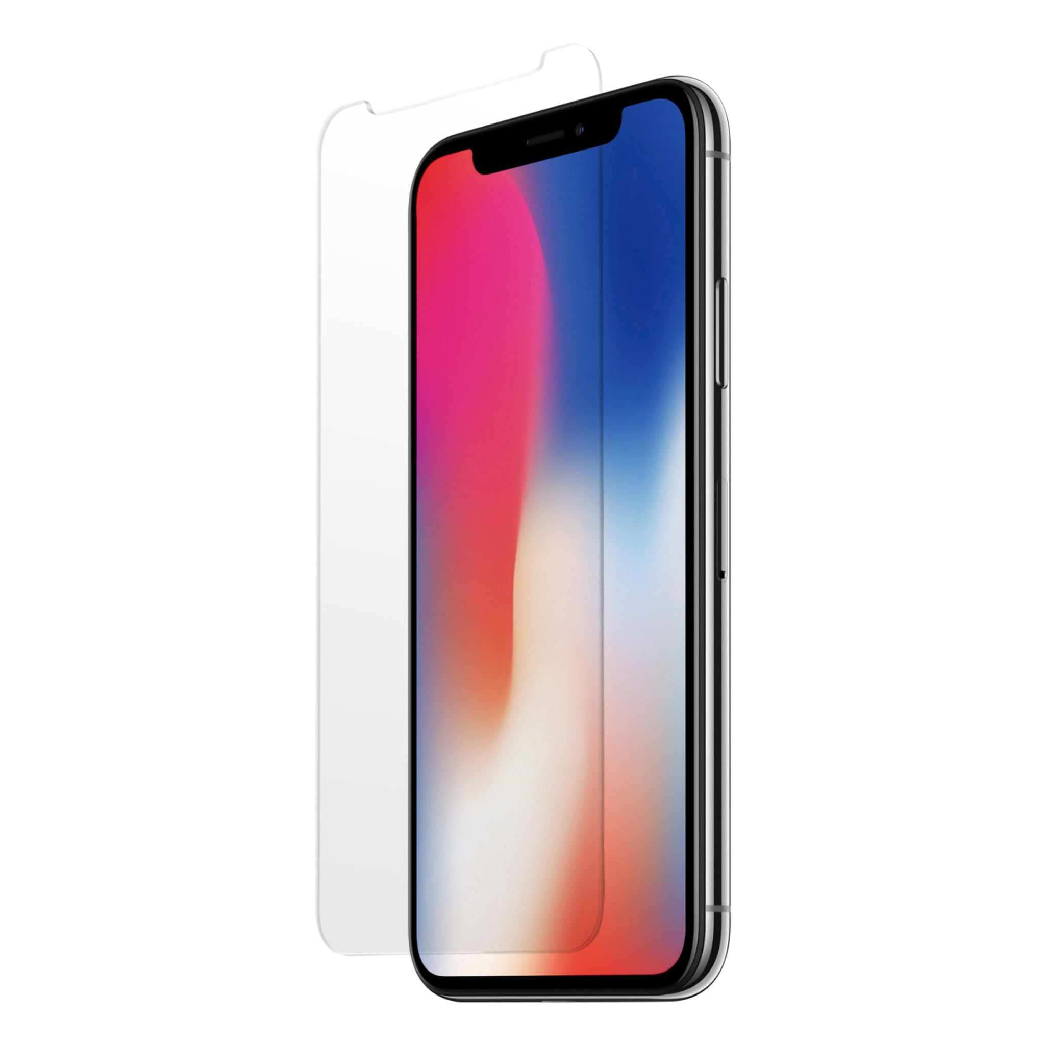 iphone x case screen protector