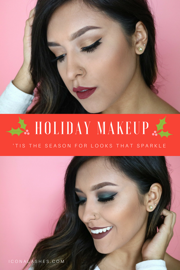 'Tis The Season For Holiday Makeup
