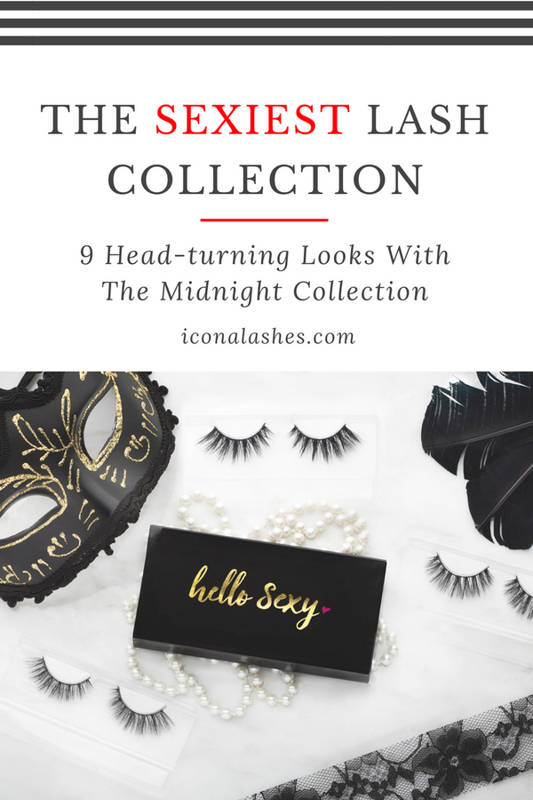 9 Head-turning Looks With The Midnight Lash Collection!