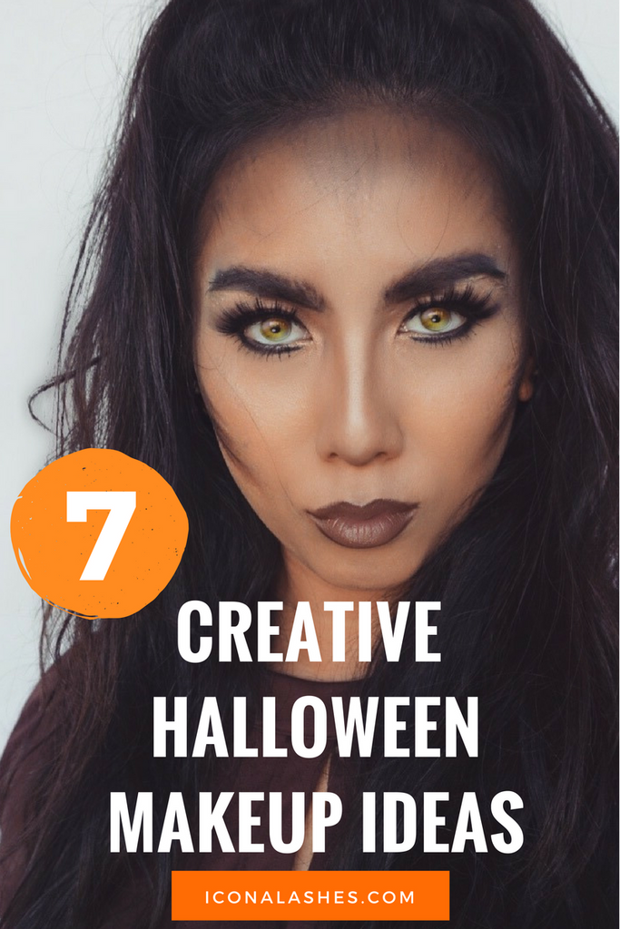 7 Halloween Make-Up Ideas to Try This Year