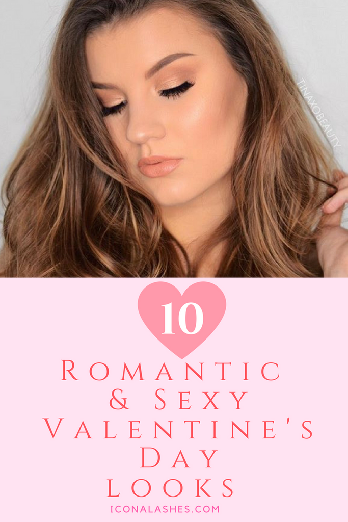 Romantic & Sexy Valentine's Day Looks
