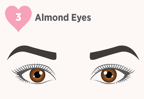almond shaped eyes, false lashes for almond eyes, lashes for almond shaped eyes, eyelashes for almond eyes