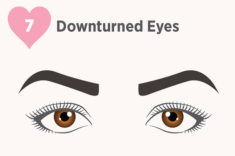downturned eyes, false lashes for downturned eyes, lashes for downturned eyes, eyelashes for downturned eyes