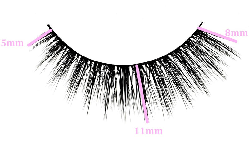 Queen of Hearts, icona-lashes,