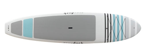 grey duck all day sup paddle board HIPtech