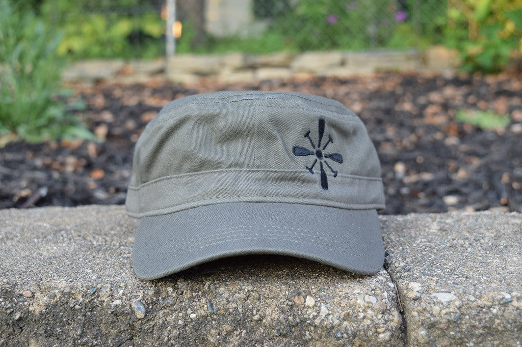 f5df2976ba89c Greyduck Fidel Cap – The Grey Duck Group