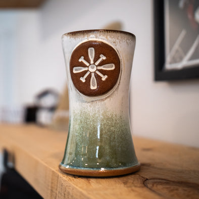Ceramic Pint Glass