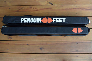 Penguin Feet Soft Feet Multi Sport Rack for SUP Surf Canoe Kayak Ski Snowboard