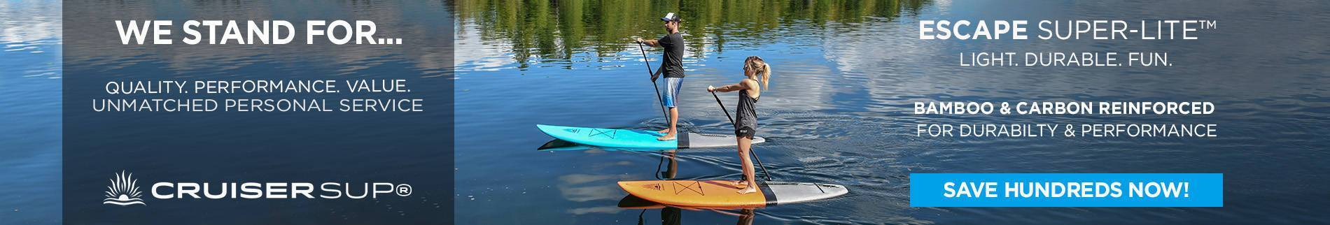 Paddle Board Users Under 170 lbs