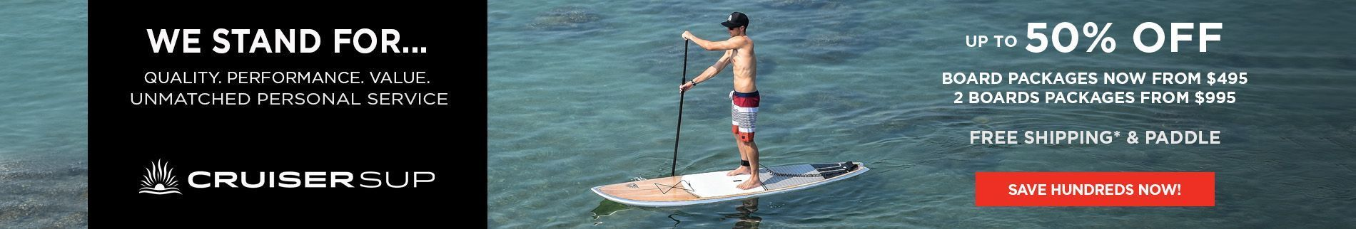 All Terrain Stand Up Paddle Boards on Sale