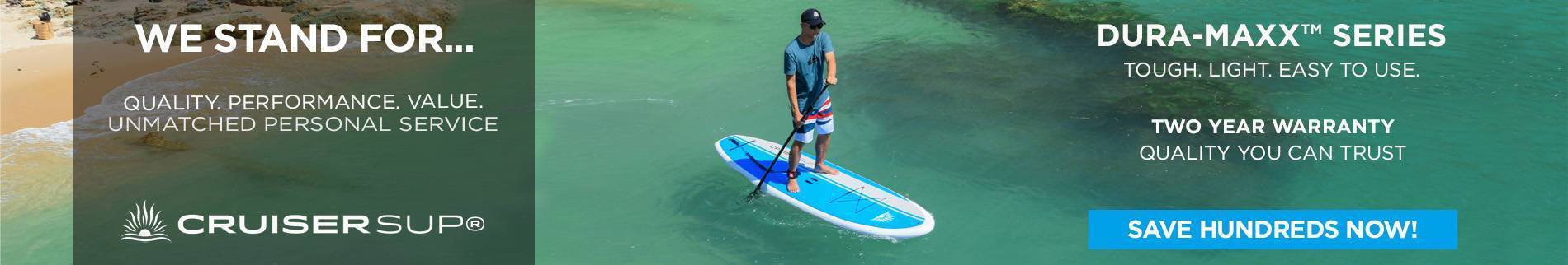 Blue Stand Up Paddle Boards | Spring Clearance Sale