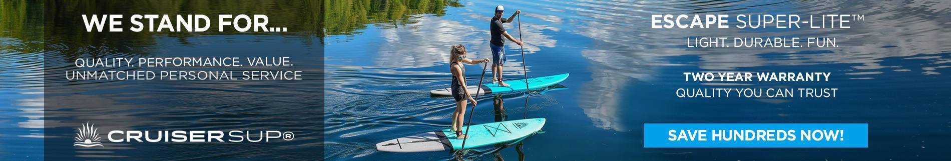 Stand Up Paddle Boards Between 10' and 10'10