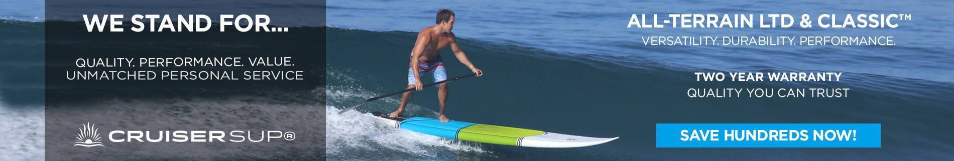 Green Stand Up Paddle Boards | Spring Clearance Sale