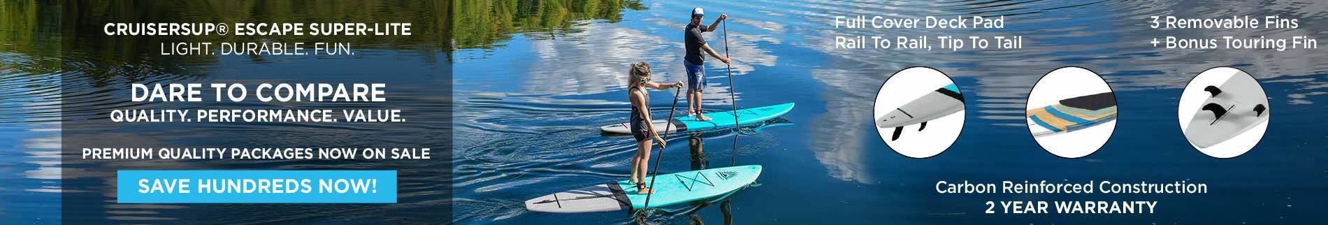 Tip to Tail Deck Pad Paddle Boards For Sale