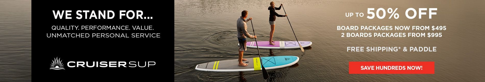 Yellow Stand Up Paddle Boards