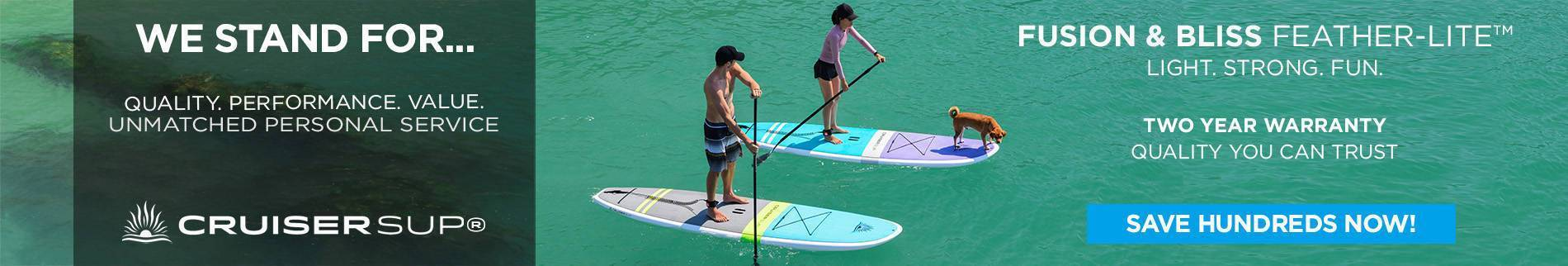 Paddle Board Users 190 - 220 lbs