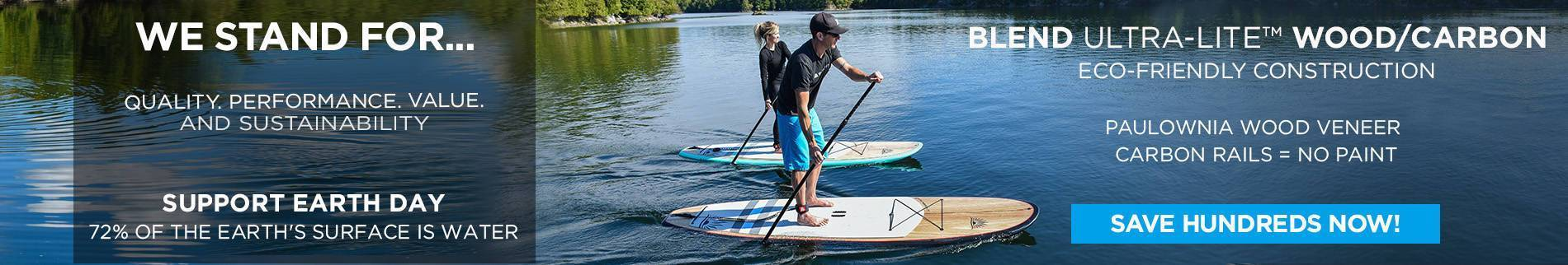 Ultra-Lite Bamboo & Wood Paddle Boards - Paddle board SUPer Sale