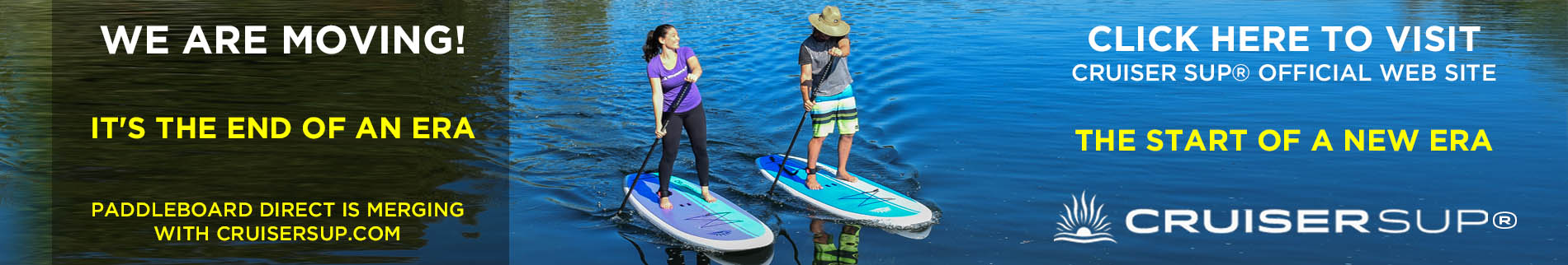 Family Stand Up Paddle Board Package | Clearance Sale