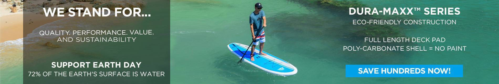 ABS Plastic Construction Paddle Boards For Sale