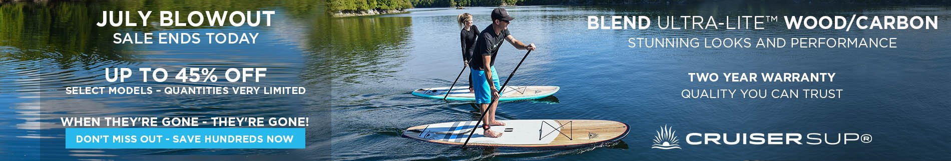 Stand Up Paddle Board | Spring Clearance Sale