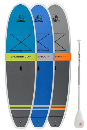 Cruiser SUP Fusion Stand Up Paddle Board