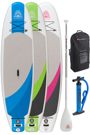 Cruiser SUP Inflatable Paddleboard Model Crossover SL