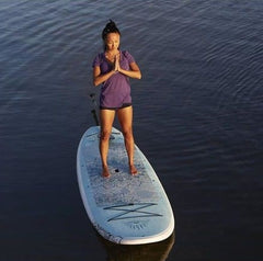 Cruiser SUP Yoga Mat stand up paddle board