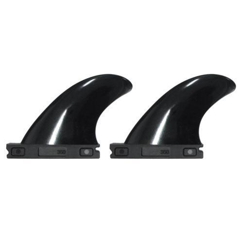 CruiserSUP®  Thruster Fin Set (Pair) - Futures of FCS Fin Base